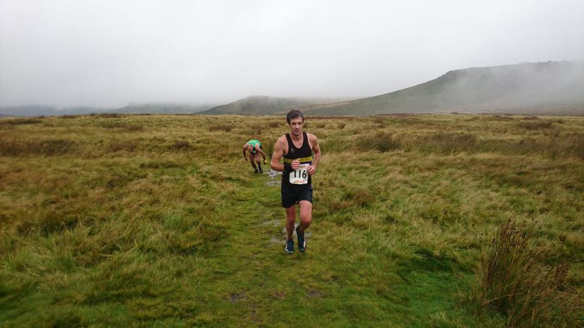 longshaw fell race 3