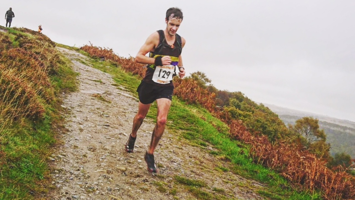 Curbar Commotion Fell Race –  A million miles from London 2018