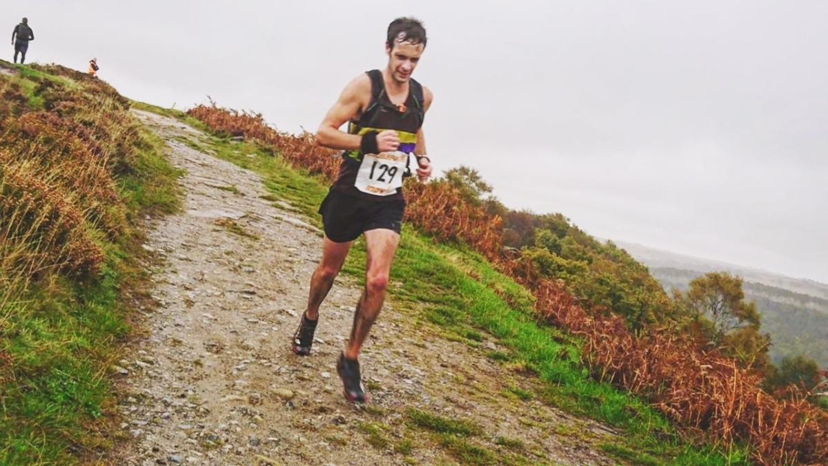 Curbar Commotion Fell Race –  A million miles from London2018